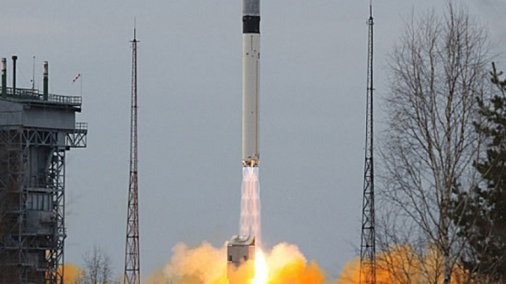 С космодрома «Плесецк» успешно стартовала ракета «Рокот»