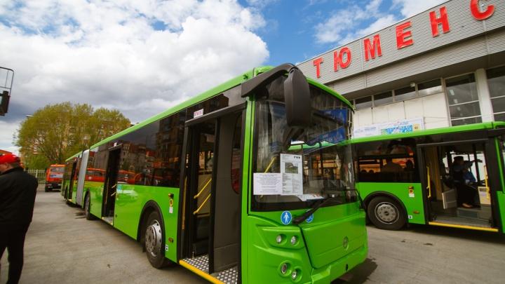 В выходные к тюменским кладбищам пустят больше автобусов