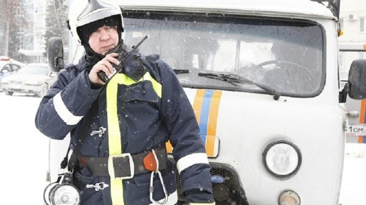 В Озёрске из полыньи спасли двух подростков, один в реанимации