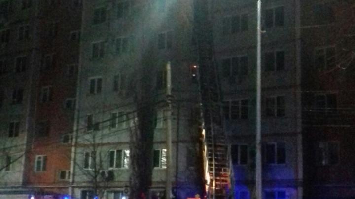 В Ворошиловском районе в собственной квартире сгорела 35-летняя волгоградка