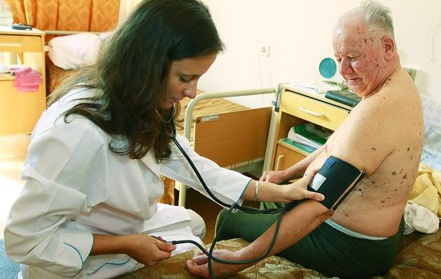 В России появятся специальные «возрастные» врачи