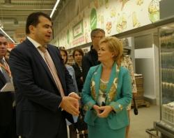 В Перми открылся гипермаркет «Карусель»