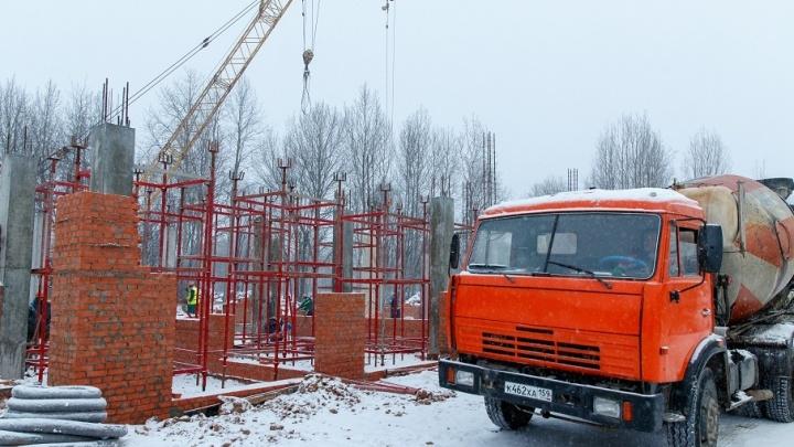 Подрядчик по строительству зоопарка в Перми сократил отставание от графика на 50 дней
