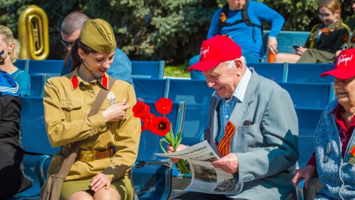 Ростовским ветеранам ВОВ выплатят 16 миллионов в честь Дня Победы
