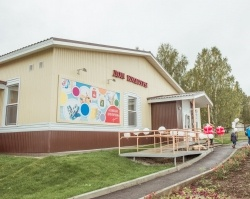 «Лукойл» открыл в Прикамье Дом культуры на 100 мест