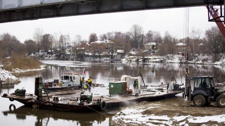 Стало известно, когда откроют движение по новому мосту через Которосль