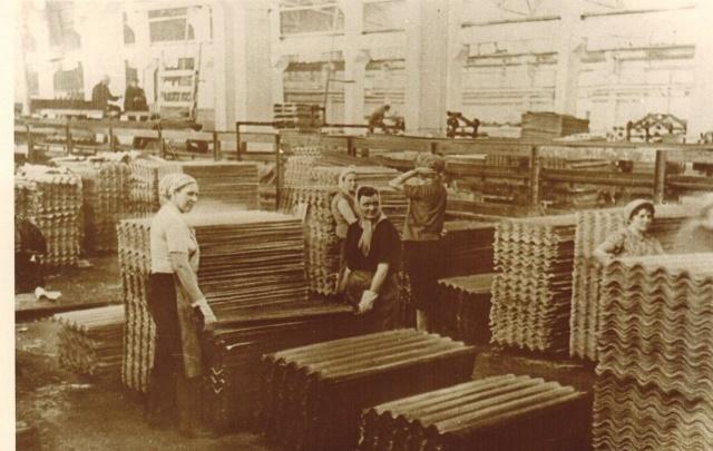 Шифер покоряет рынок пермских стройматериалов