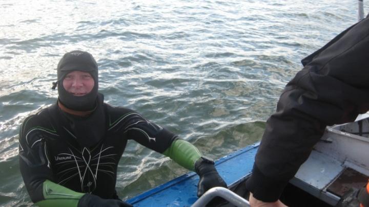 На Плещеевом озере спасли москвича-кайтера
