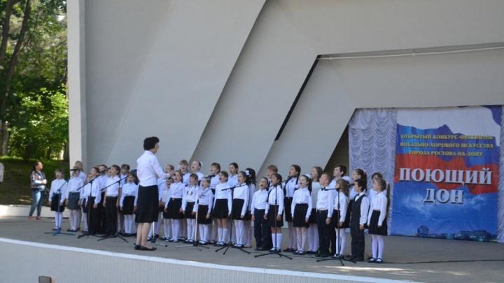 День рождения Михаила Шолохова отметили фестивалем «Поющий Дон»