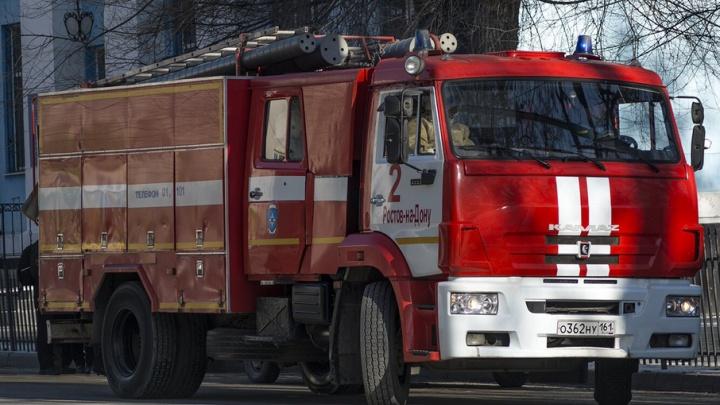 Жительница Ростовской области отравилась угарным газом при пожаре и погибла