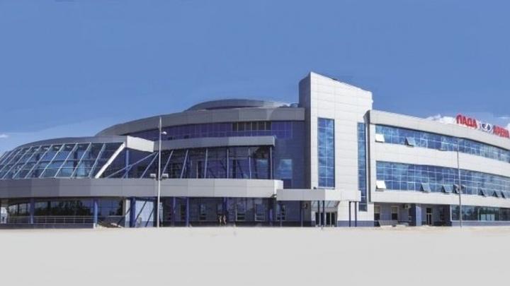 Около ледового дворца «Лада Арена» хотят построить рынок