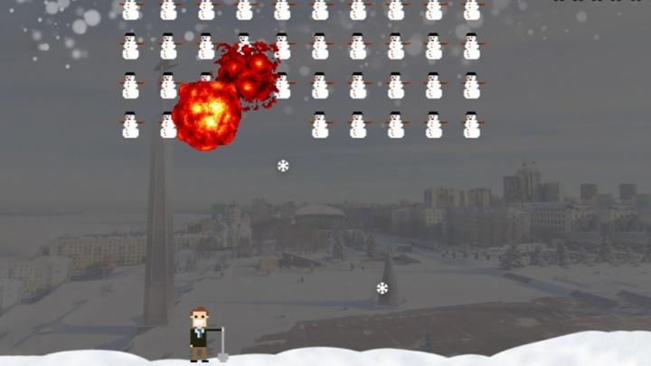 Шутки кончились: поможем чиновникам очистить Самару от снега