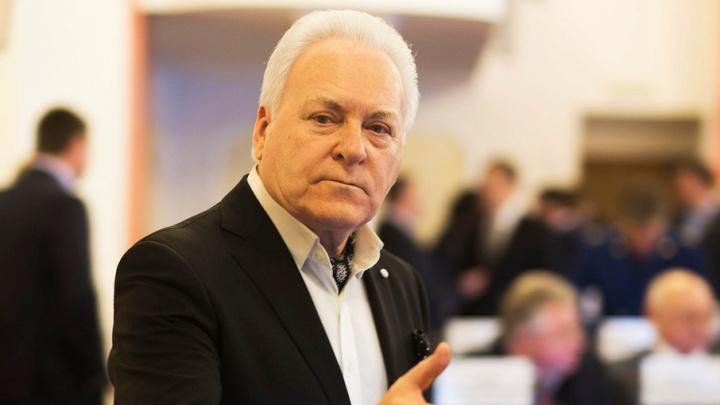 Ярославский сенатор отмечает юбилей вместе с горожанами