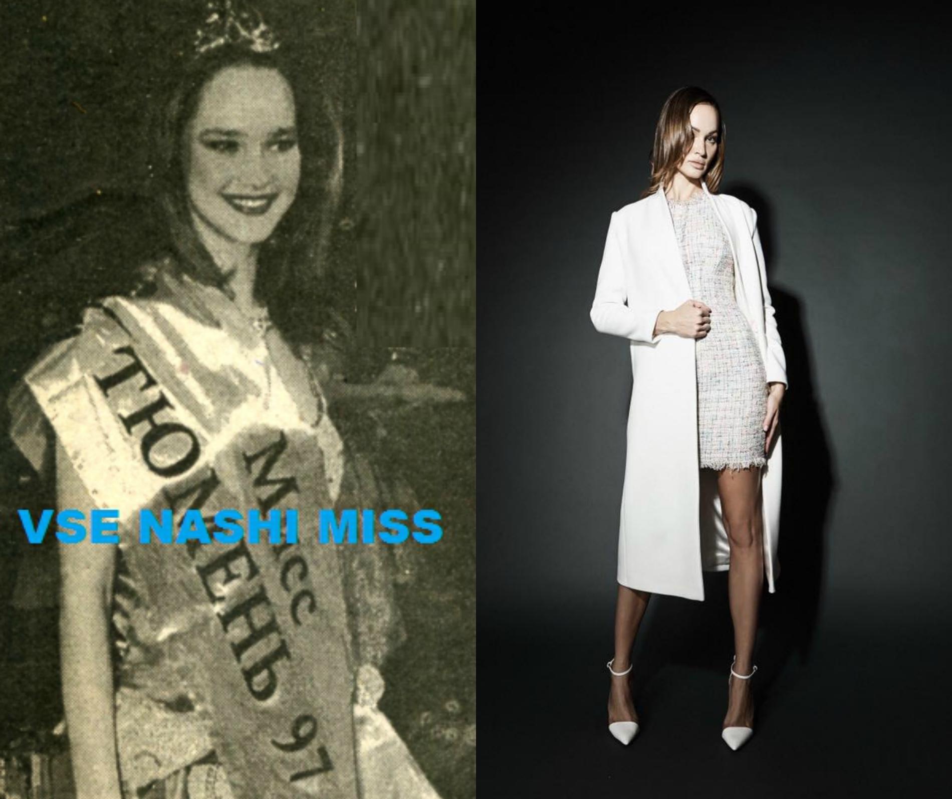 Ксения давно закончила модельную карьеру, но до сих пор изредка участвует в рекламных проектах