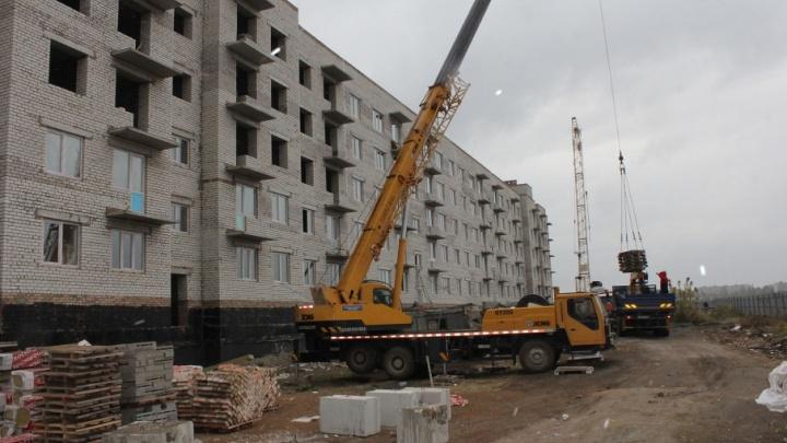 Прощай, ветхое жилье: к новому году 500 самарцев переедут в новые квартиры
