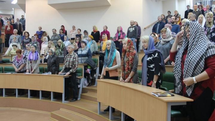 В Архангельске открылись православные богословские курсы