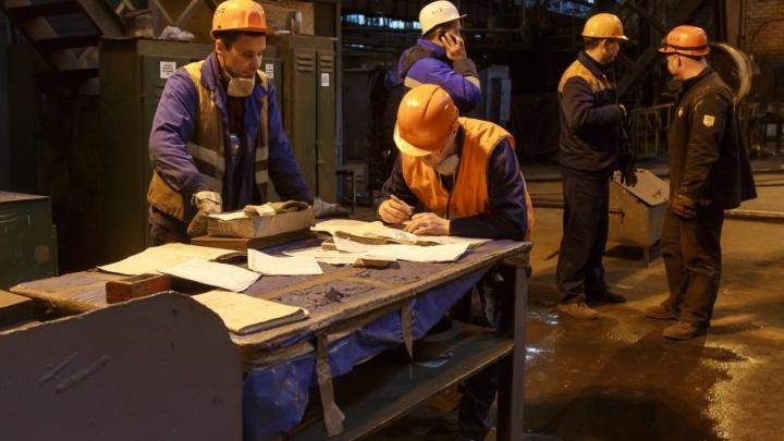 Волгоград под конец прошлого года недосчитался больше пяти тысяч рабочих