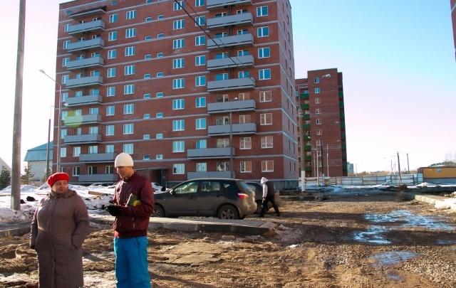 Плесень в новострое на Ленинградском проспекте поселилась раньше новоселов