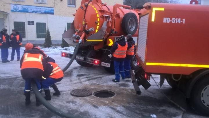 В Ярославле коммунальные аварии будут устранять в три раза быстрее