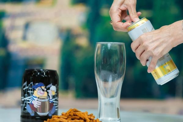 Пенный напиток сам создает «жажду», высасывая воду из клеток организма