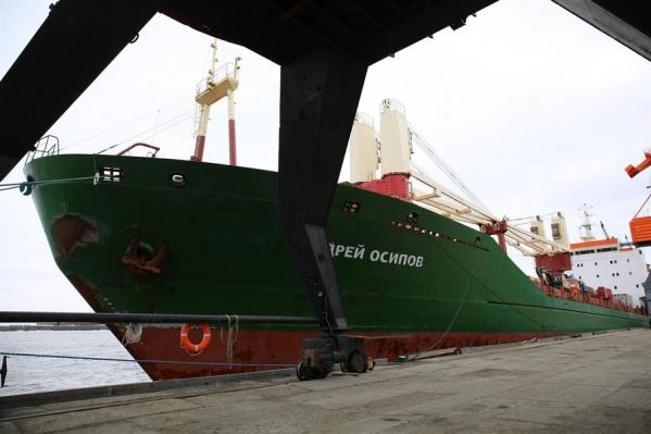 «Андрей Осипов» отправился 14 мая в первую в этом году экспедицию по очистке Арктики