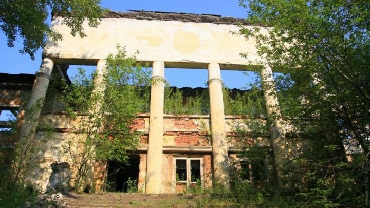 «Черного монаха» Чехова сыграют на руинах заброшенного завода в Верхней Губахе