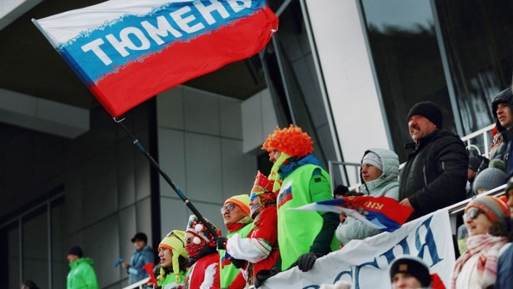 Болеем за наших: на этапе Кубка мира в Тюмени выступят Шипулин, Гараничев, Логинов, Сливко и Услугина