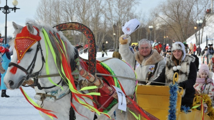 На Масленицу в Ярославль приедет поезд со скоморохами