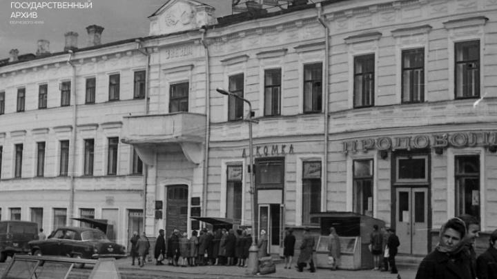 В Перми закрылся легендарный Центральный гастроном