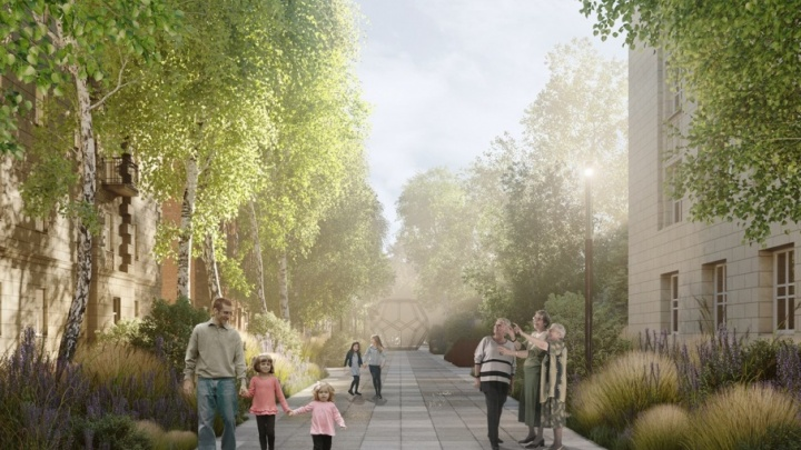 Волгоградцам предложат сделать центр города пешеходным
