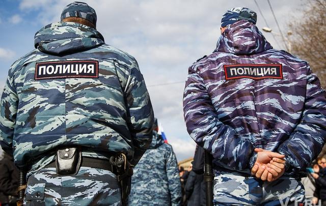В Волгограде полиция незаконно оштрафовала питерскую компанию на три миллиона