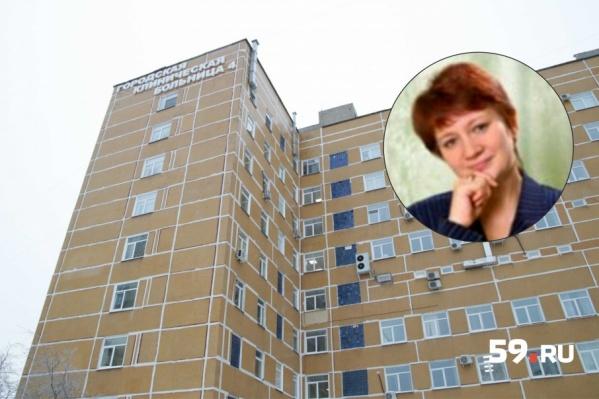 Наталия Шагулина начала дышать самостоятельно