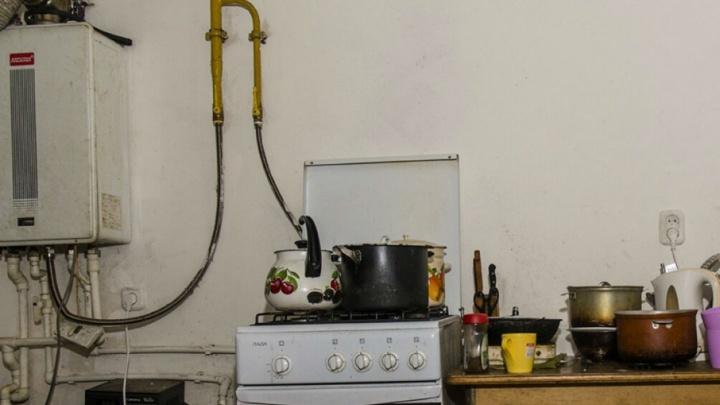 Под предлогом установки газового оборудования дончанин украл деньги