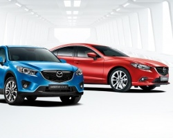 Февраль – время выгодной покупки Mazda