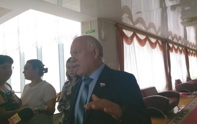 Грешневиков: «Готов ли я быть губернатором Ярославской области? Я всегда готов»