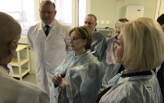 Министр здравоохранения проверит поликлиники в Ярославле: онлайн-трансляция