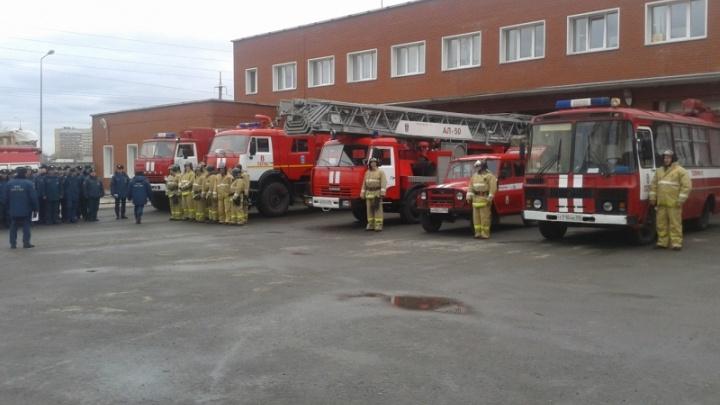 Пермские спасатели выехали в Ижевск, чтобы помочь в поисках пострадавших от взрыва газа в жилом доме