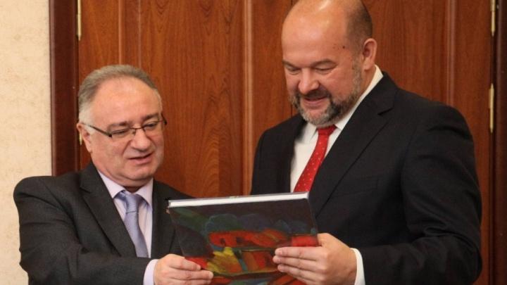 Игорь Орлов предложил создать в Архангельске торговое представительство Армении