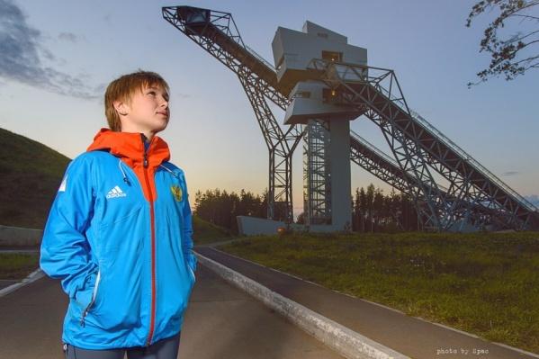 За плечами Стефании – победы в Рождественском турне четырёх трамплинов в 2011 и 2012 годах