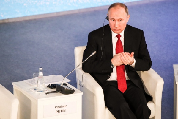 Путин поздравил северян с юбилеем Архангельской области