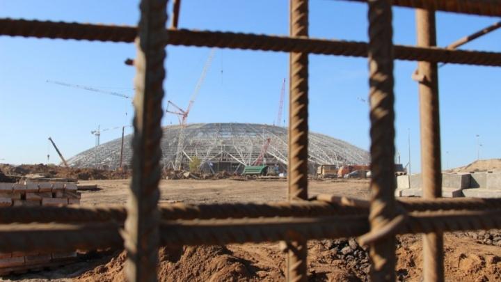 В Самаре создадут систему защиты стадиона для игр ЧМ и фан-зоны от хакеров