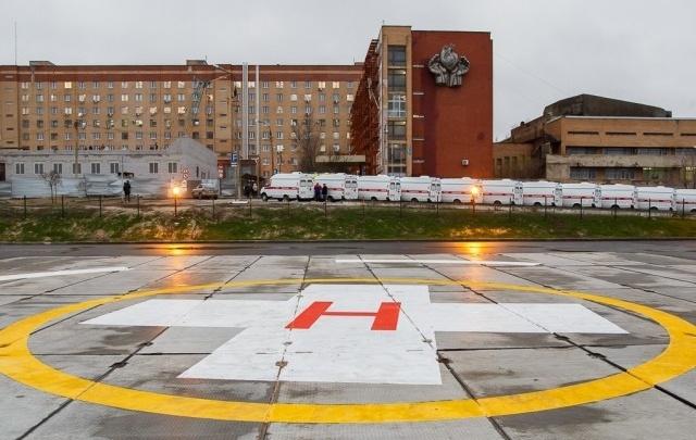 Волгоградской медицине катастроф арендуют вертолет за 121 миллион