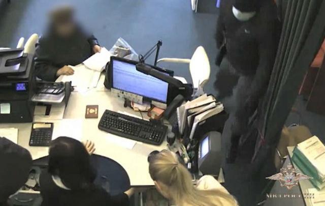 Налетчиков на банки и ювелирные салоны поймали в Ростовской области