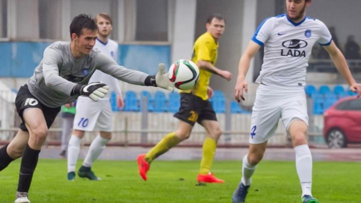 Тольяттинская «Лада» планирует сыграть тестовый матч на «Самара Арене»