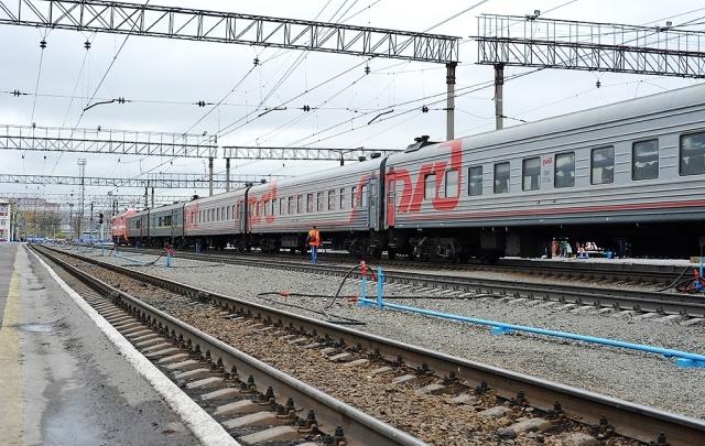 Тюменские пригородные поезда на время поменяют расписание