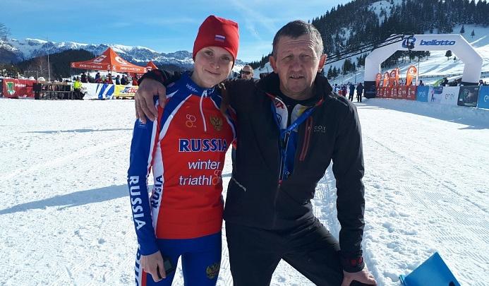 Ярославские триатлонистки выиграли золото на чемпионате мира
