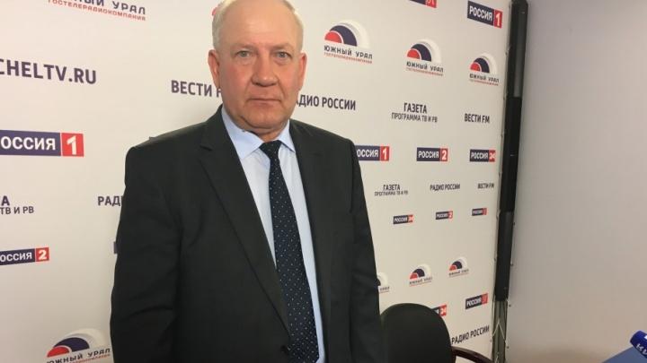 Заводы могут увеличить выбросы вдвое: вице-губернатор Олег Климов о челябинском смоге