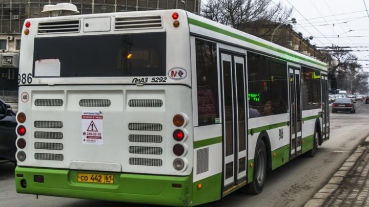 Для ростовчан купят 20 белых автобусов с кондиционерами