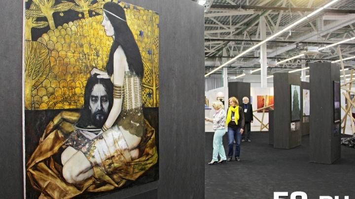 Тест: сможете ли вы угадать шедевры живописи по их интерпретациям на выставке «Арт-Пермь»?