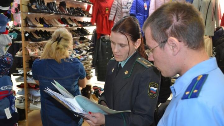 В Октябрьском приставы до суда закрыли ТЦ «Юбилейный», где нашли нарушения пожарной безопасности